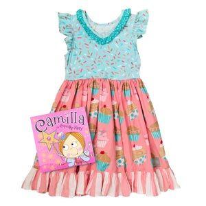 ELEANOR ROSE • Sweet Celebrations Cupcake Dress